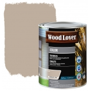 Wood lover Color Tuinhuis 2,5 liter TAUPE