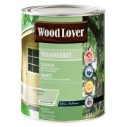Wood lover Tuinhuis 2,5 liter Transparant